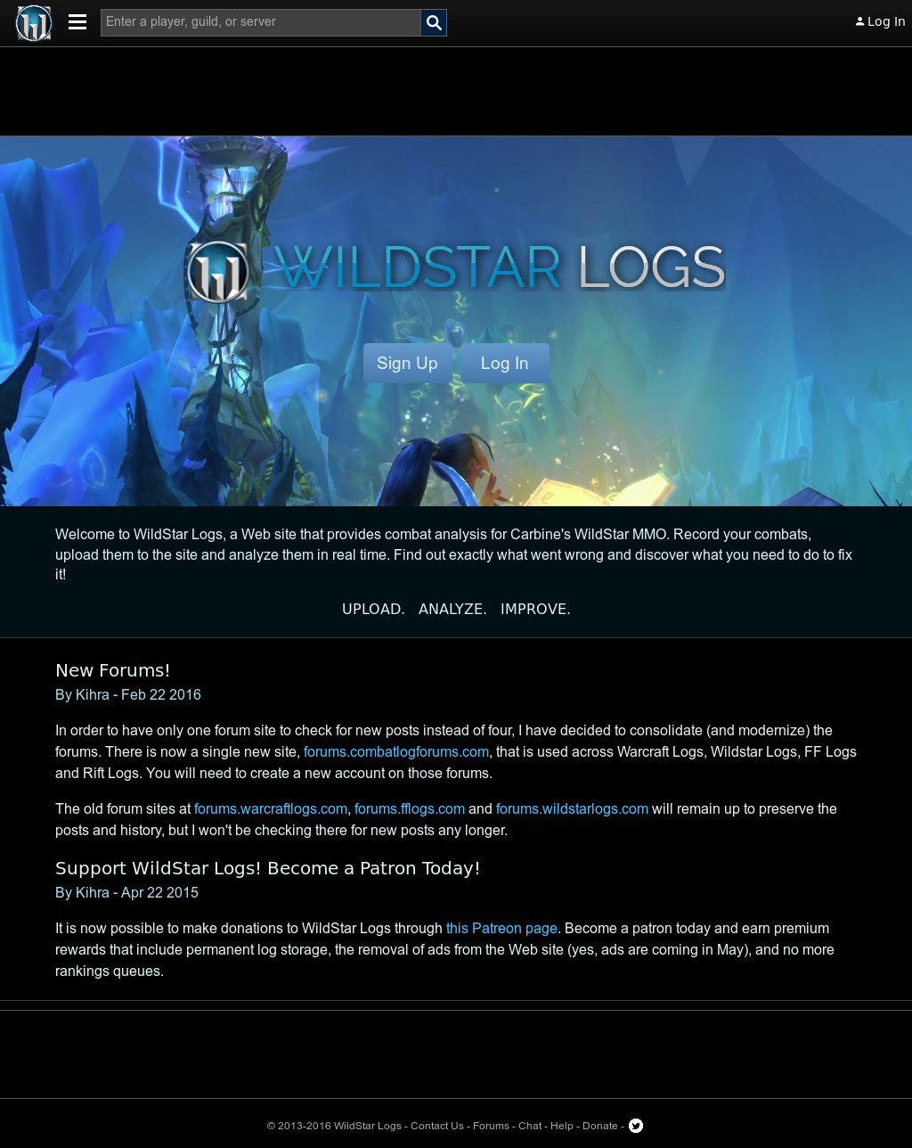 Fflogs wildstar logs competitors, revenue and employees - owler