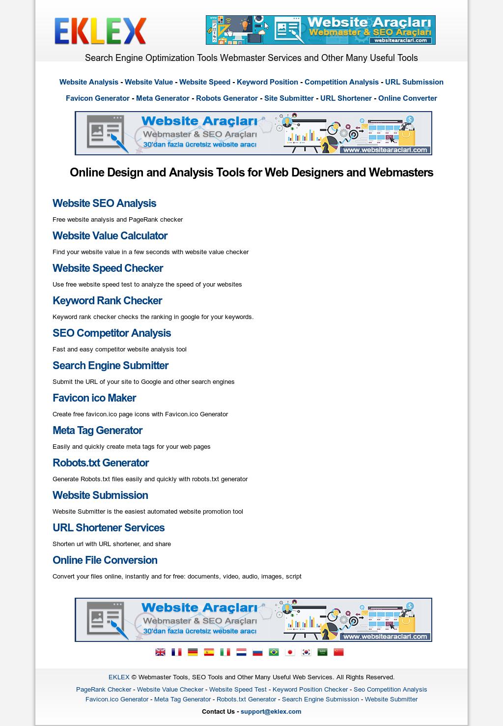 Eklex Competitors, Revenue and Employees - Owler Company Profile