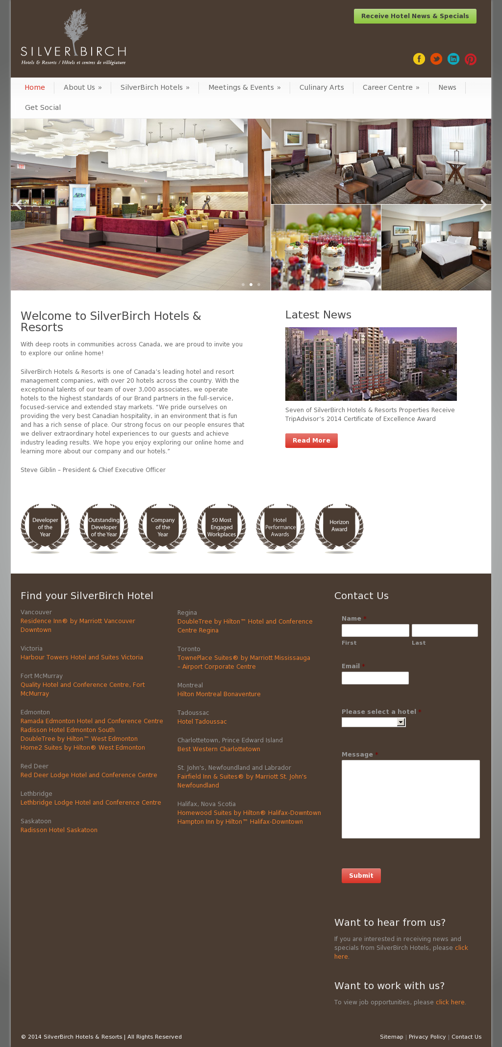 Silverbirch Hotels Compeors Revenue And Employees Owler Company Profile