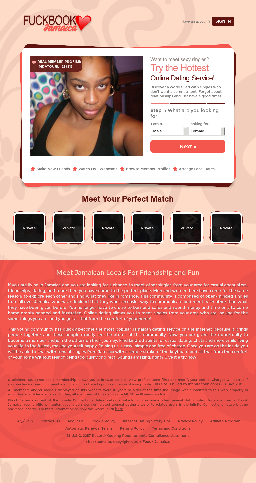 Jamaica dating websites