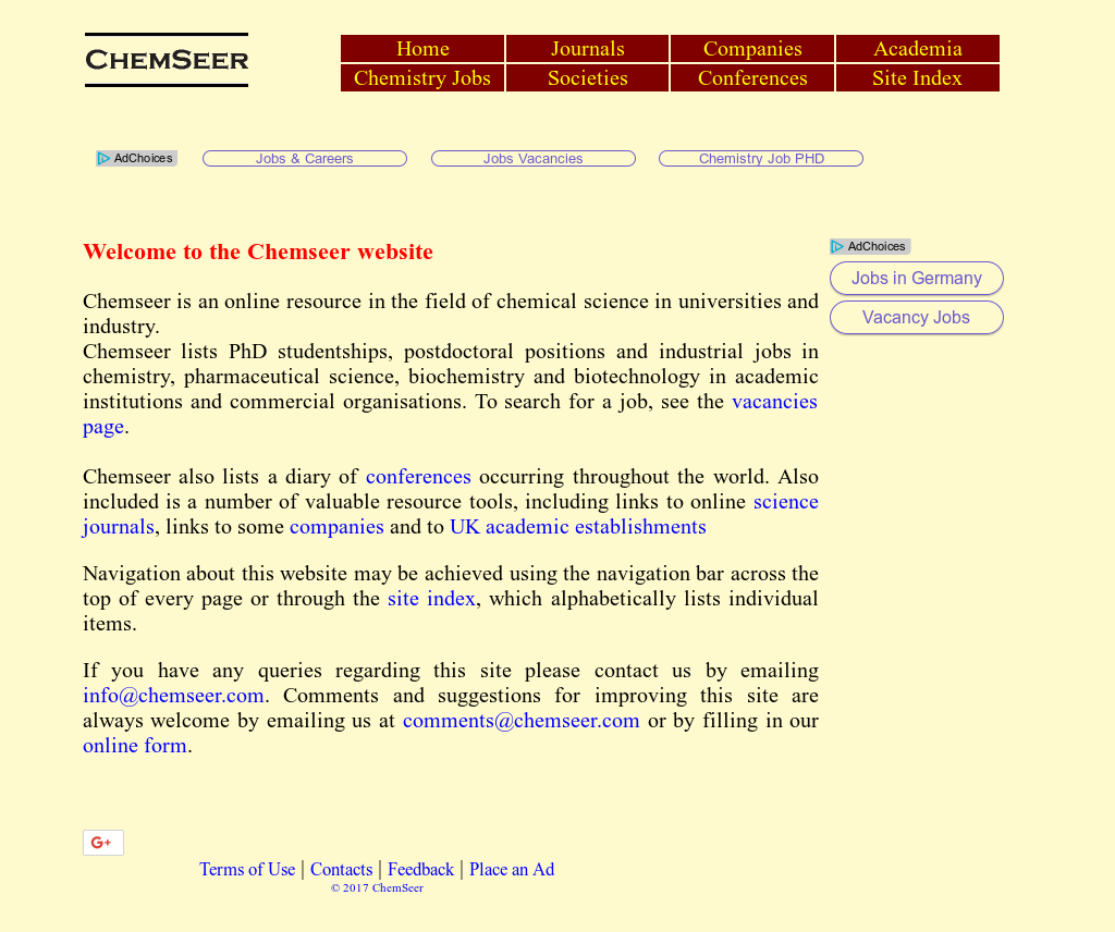 Chemseer Competitors, Revenue and Employees - Owler Company Profile
