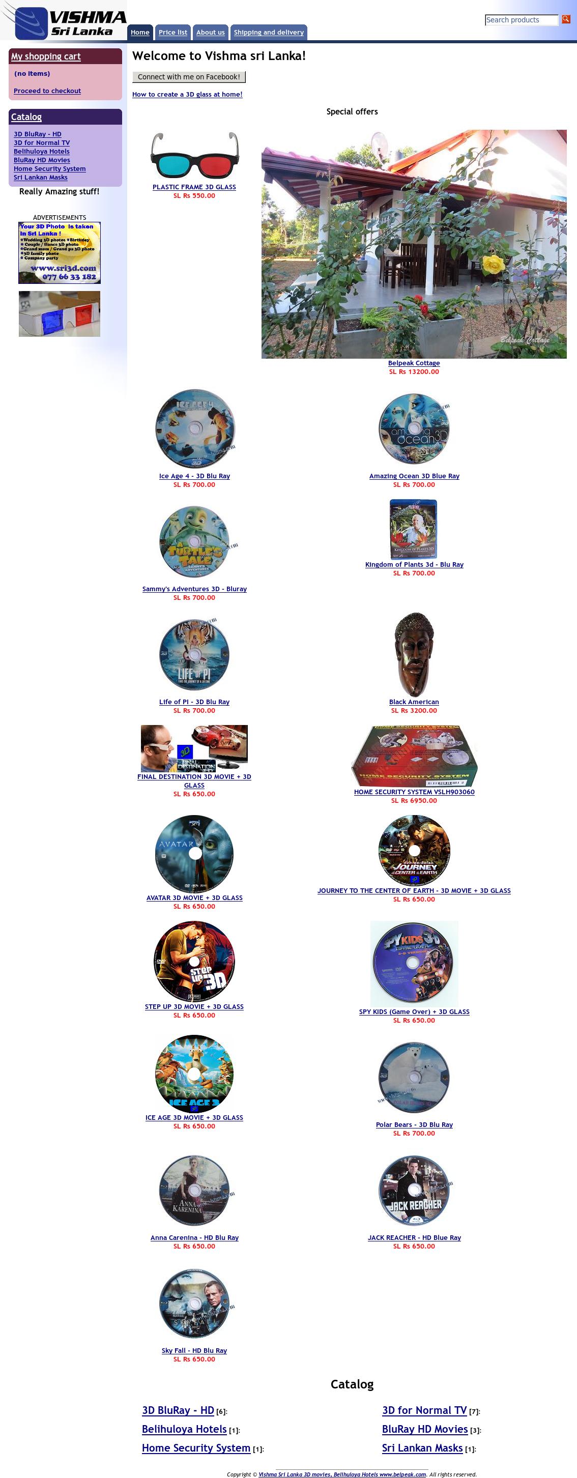 Vishma Sri Lanka Competitors, Revenue and Employees - Owler Company