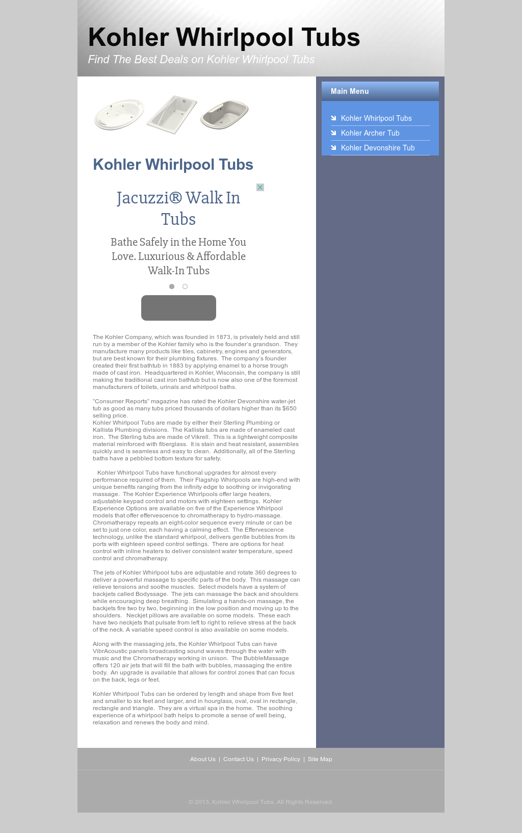 Kohler Whirlpool Tubs Competitors Revenue And Employees Owler