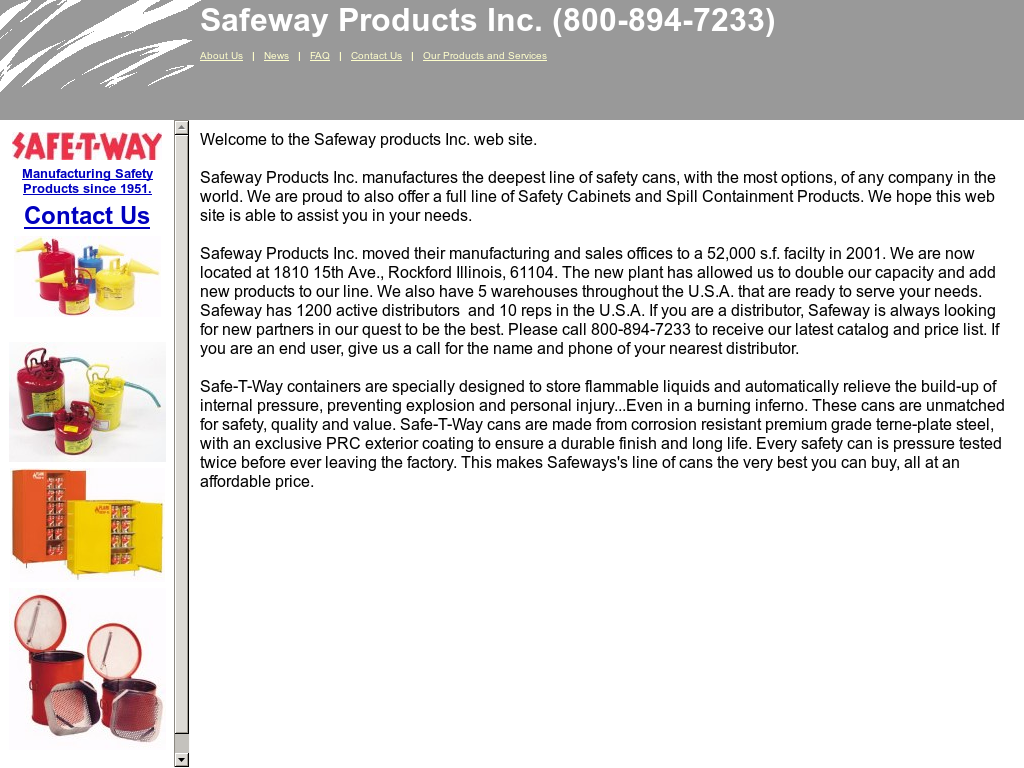 Safeway Products Competitors, Revenue and Employees - Owler Company