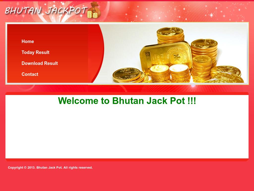 Bhutan Jack Pot Competitors, Revenue and Employees - Owler Company