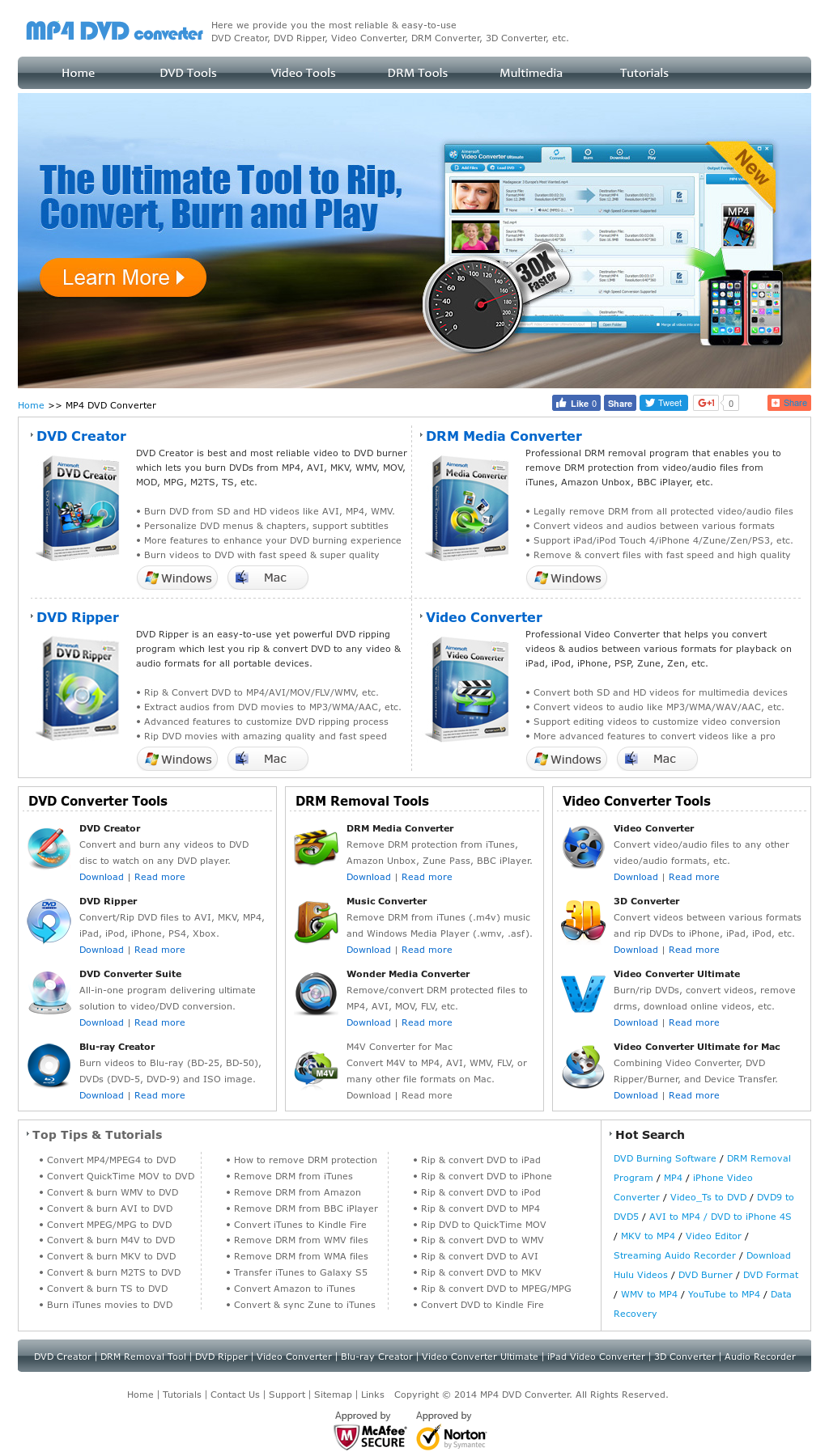 Mp4 Dvd Converter Competitors, Revenue and Employees - Owler