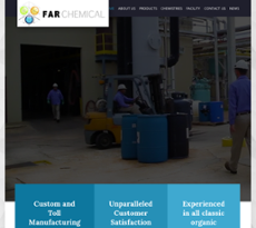 FAR Chemical Competitors, Revenue and Employees - Owler