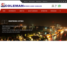Coleman Wires And Cables Competitors, Revenue and Employees - Owler ...