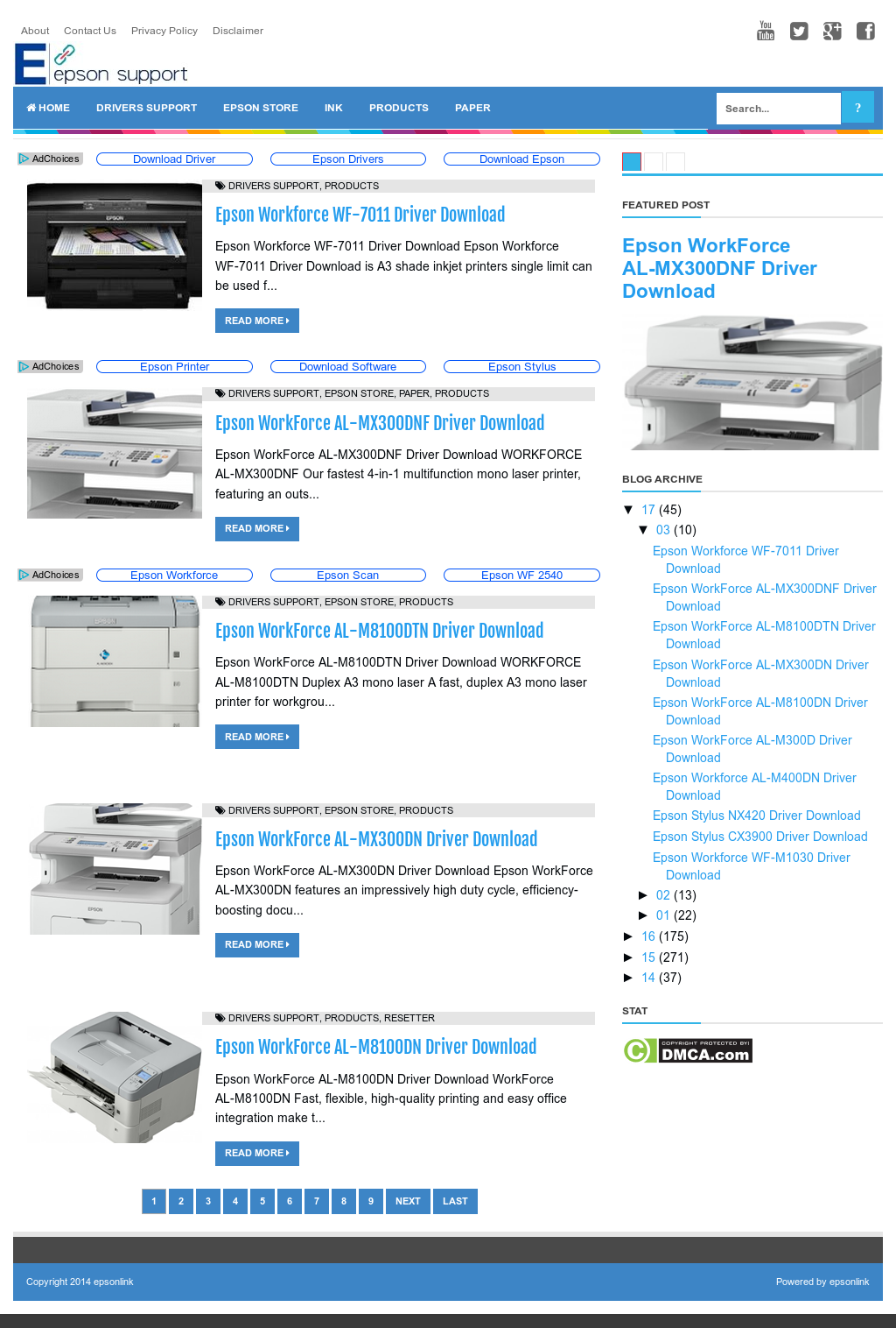 Owler Reports - Epsonlink Blog Epson ME-101 Resetter Free
