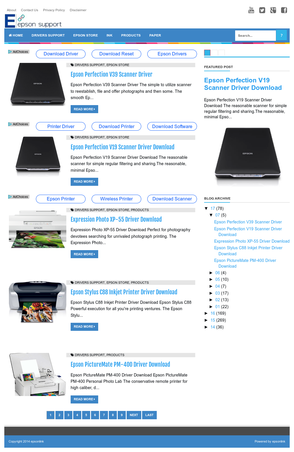 Owler Reports - Epsonlink Blog Epson L1300 Resetter Free Download