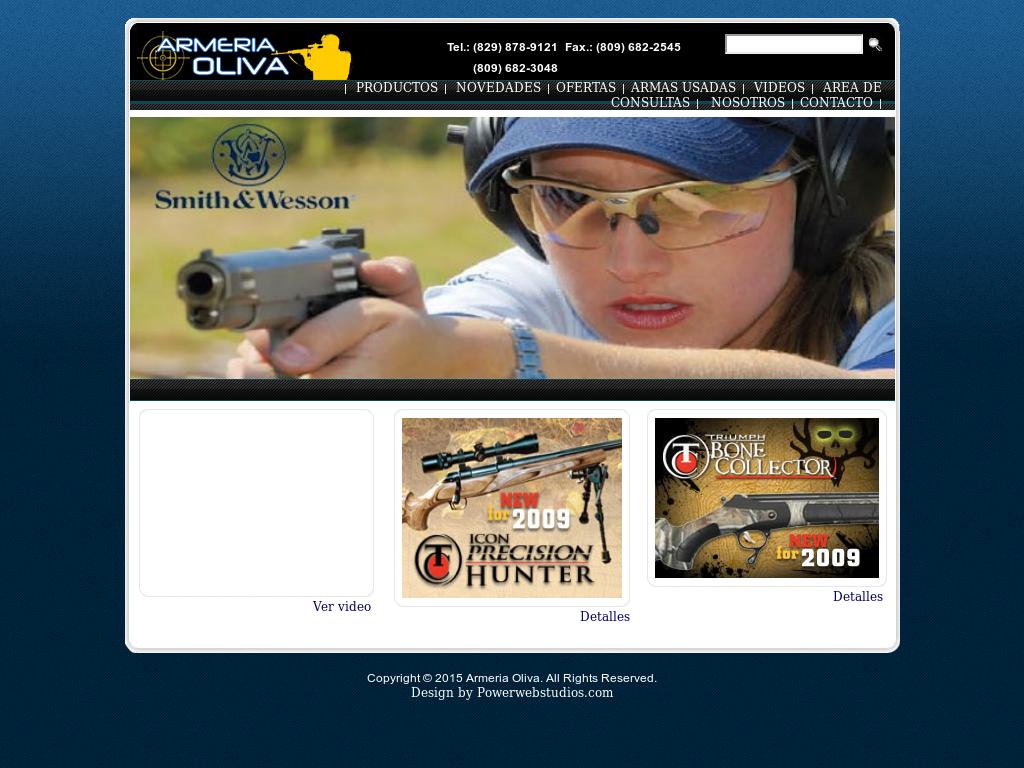 Armeria Oliva Competitors Revenue And Employees Owler Company Profile