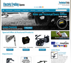 Electrictrolleyspares Competitors, Revenue and Employees