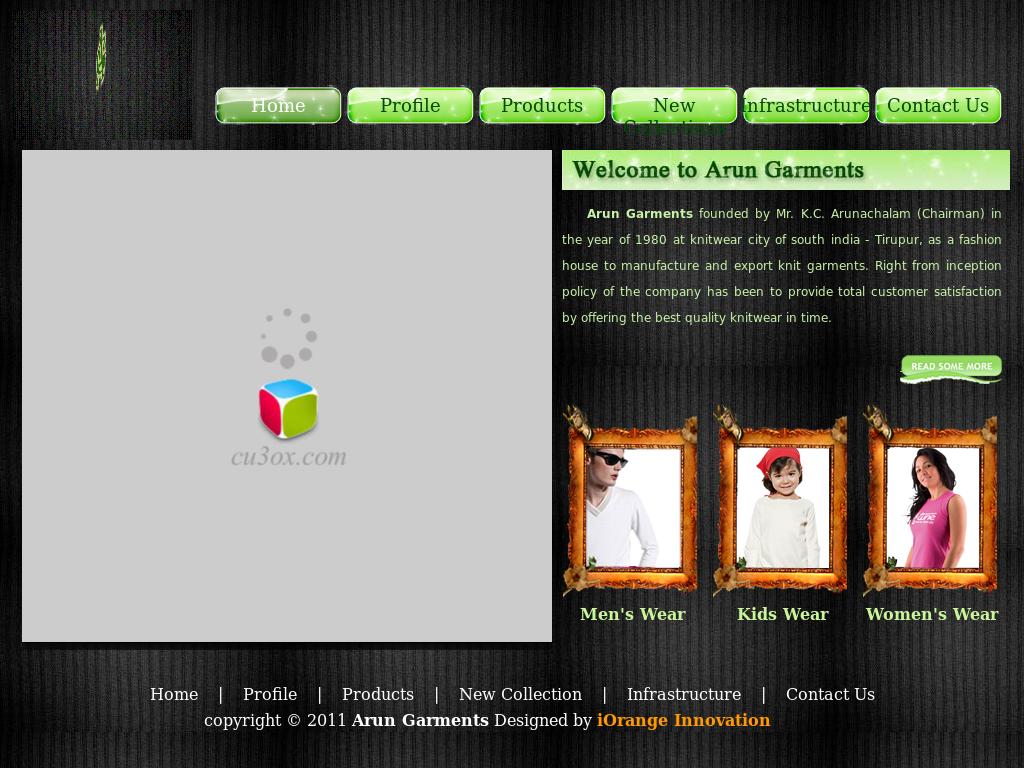 Arun Garments Competitors, Revenue and Employees - Owler Company Profile