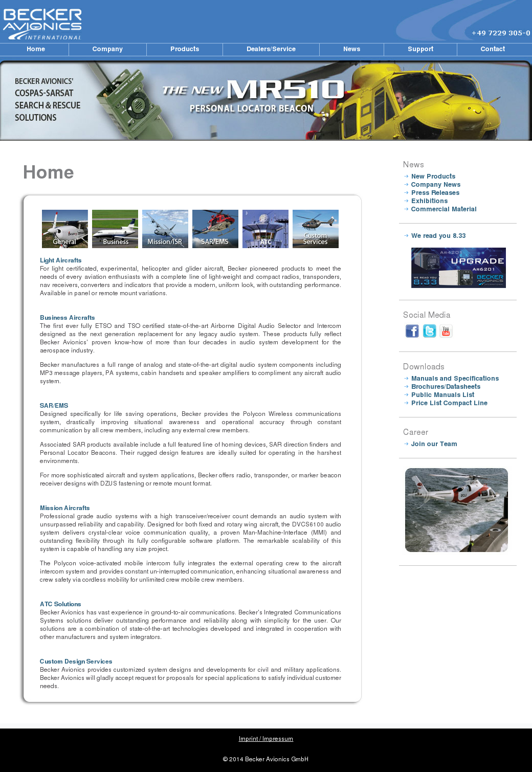 Becker Avionics Competitors, Revenue and Employees - Owler