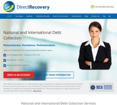direct recovery associates competitors revenue and employees