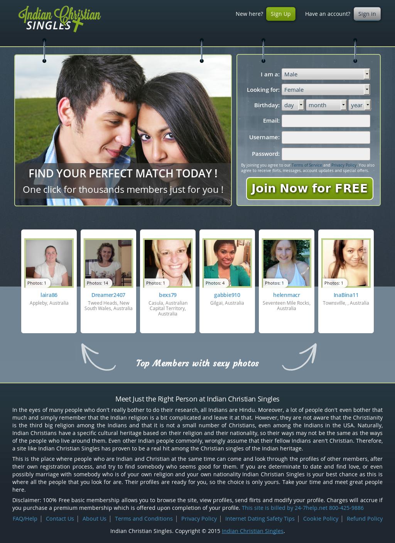 Christian dating service Australien