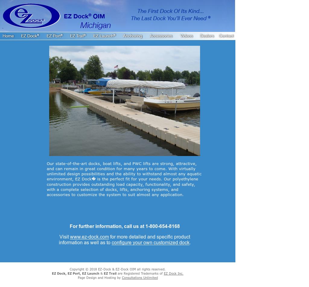 Ez-dock & Ez-dock Oim Competitors, Revenue and Employees