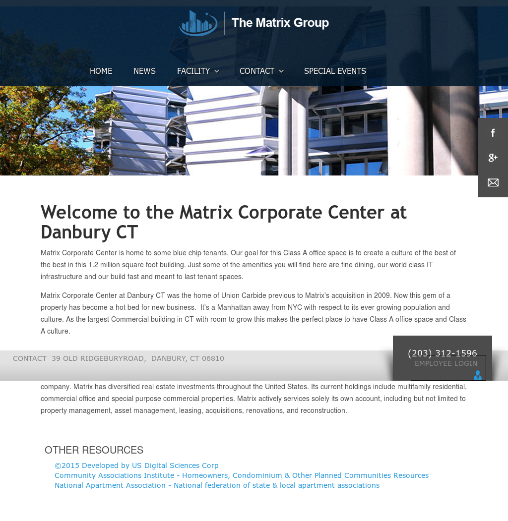 matrix corporate center competitors revenue and employees owler company profile
