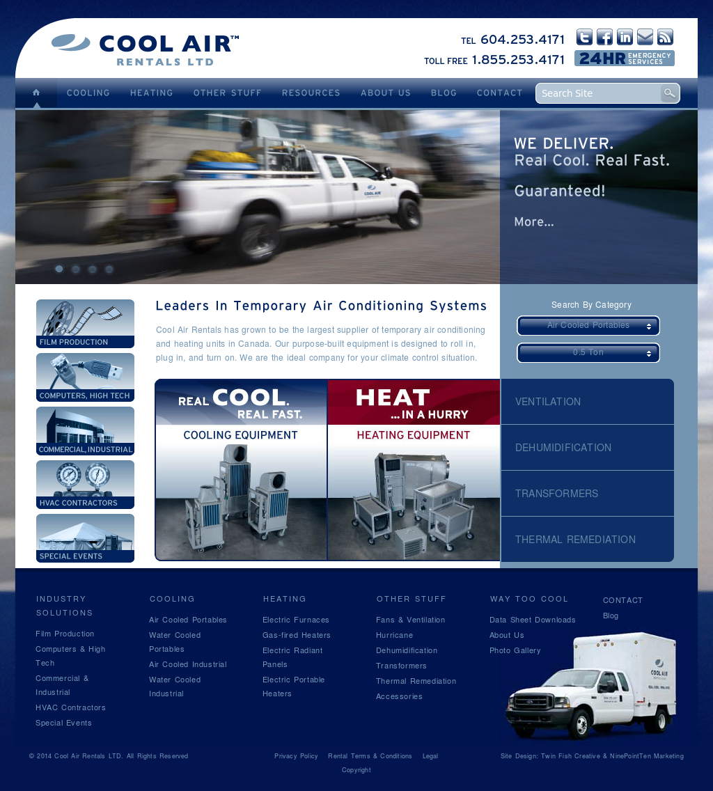 Cool Air Rentals Competitors Revenue And Employees
