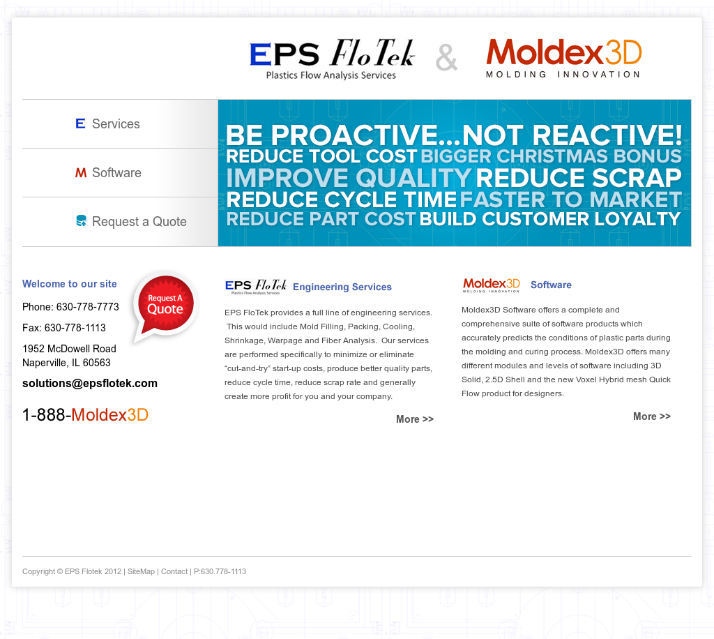 EPS FloTek Competitors, Revenue and Employees - Owler