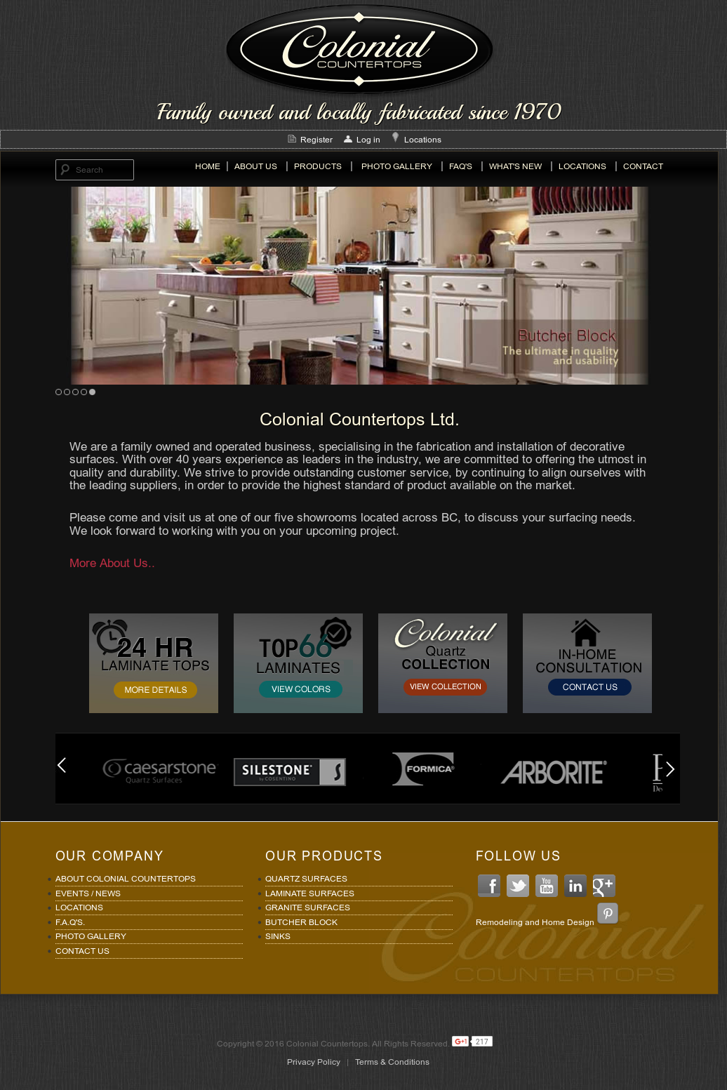 Colonialcountertops Competitors, Revenue And Employees   Owler Company  Profile