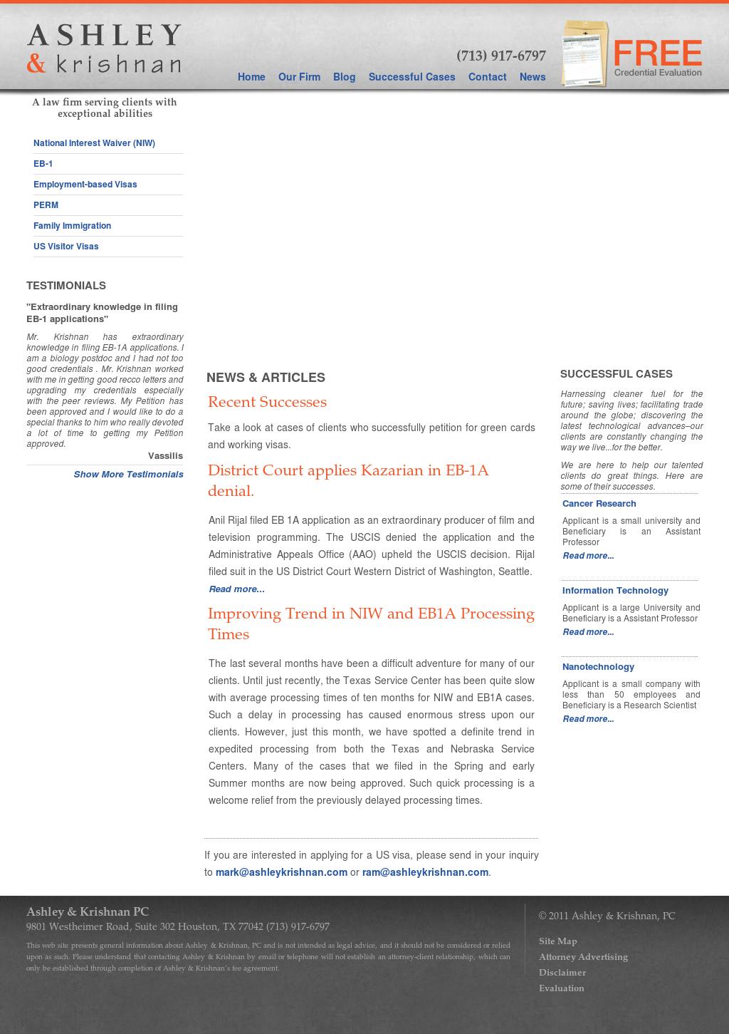 Ashley & Krishnan Competitors, Revenue and Employees - Owler